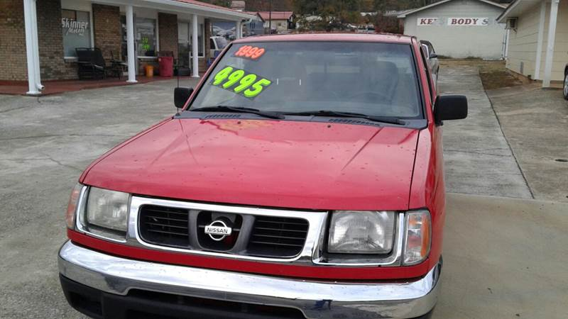 1999 Nissan Frontier 2dr XE Extended Cab SB - Oxford AL