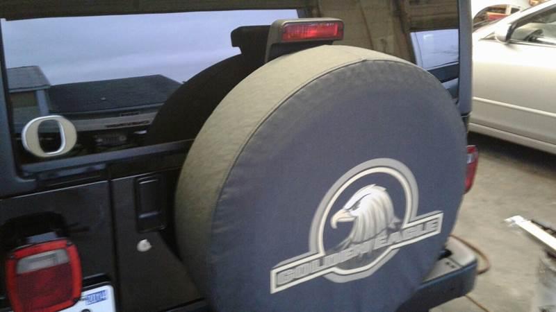 2006 Jeep Wrangler Sport 2dr SUV 4WD - Oxford AL