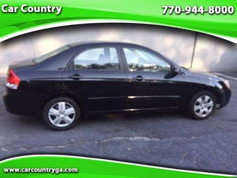 2009 Kia Spectra for sale in Mableton, GA