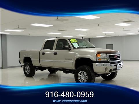 2006 GMC Sierra 2500HD for sale in Sacramento, CA