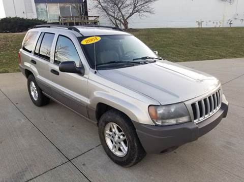 2004 Jeep Grand Cherokee for sale at Best Buy Auto Mart in Lexington KY