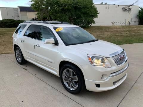 Gmc Acadia For Sale In Lexington Ky Best Buy Auto Mart
