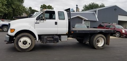 2000 Ford F-650 Super Duty for sale in Inwood, IA