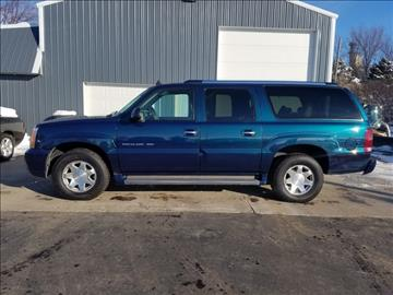 2006 Cadillac Escalade ESV for sale in Inwood, IA
