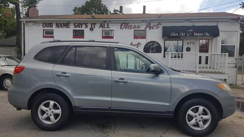 2007 Hyundai Santa Fe For Sale At Class Act Motors Inc In Providence RI