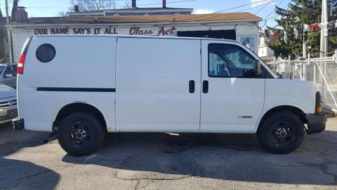 2003 Chevrolet Express Cargo for sale in Providence, RI