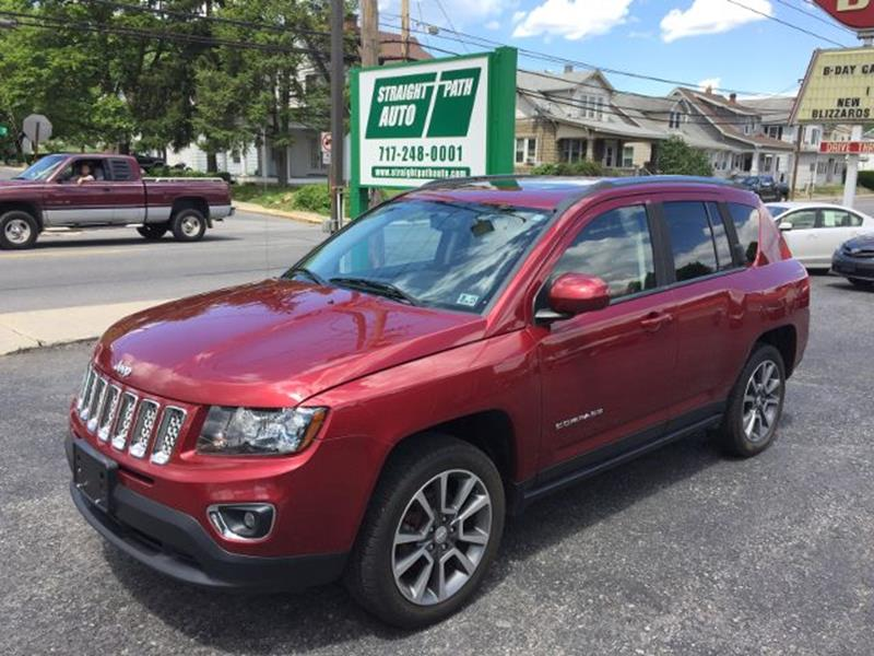2014 jeep compass limited in lewistown pa straight path. Black Bedroom Furniture Sets. Home Design Ideas