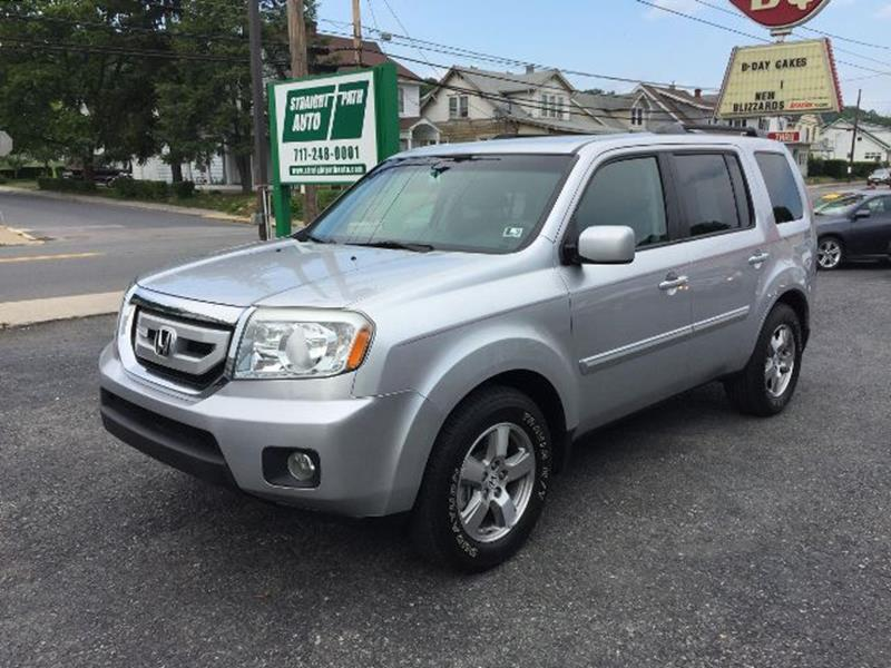 2010 Honda Pilot For Sale At Straight Path Auto In Lewistown PA