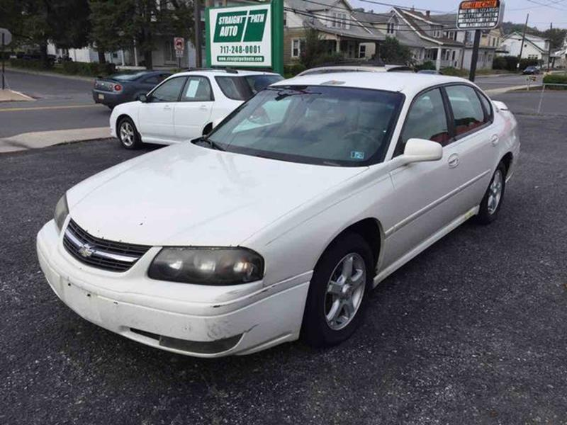 2005 Chevrolet Impala For Sale At Straight Path Auto In Lewistown PA