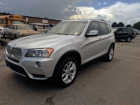 2013 BMW X3 for sale in Denver, CO