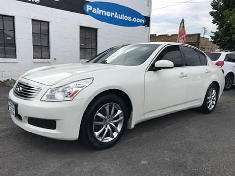 2008 Infiniti G35 for sale in Troy, NY