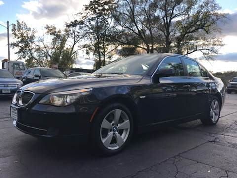 2008 BMW 5 Series for sale in Troy, NY
