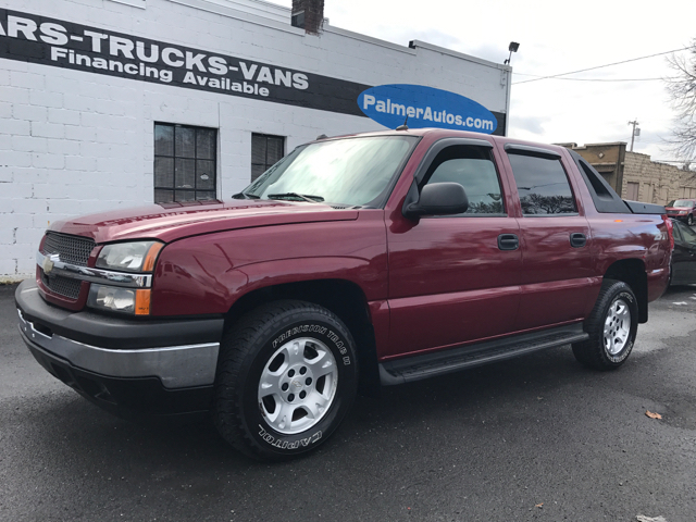 2005 chevrolet avalanche 4dr 1500 z71 4wd crew cab sb in troy ny palmer auto sales. Black Bedroom Furniture Sets. Home Design Ideas