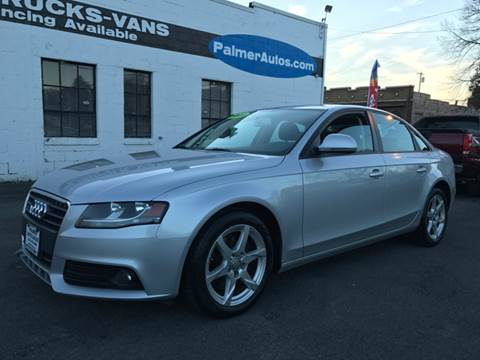 2009 Audi A4 for sale in Troy, NY