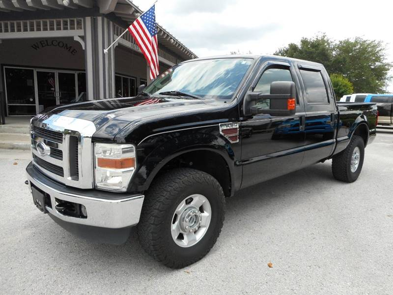 2010 Ford F-250 Super Duty 4x4 XLT 4dr Crew Cab 6.8 ft. SB Pickup - Oakland FL