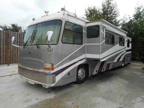2000 Tiffin Zephyr 42'