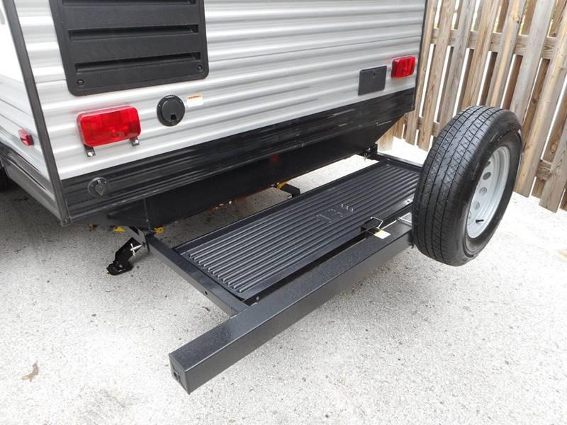 2016 Heartland Pioneer RK280 travel trailer - Oakland FL