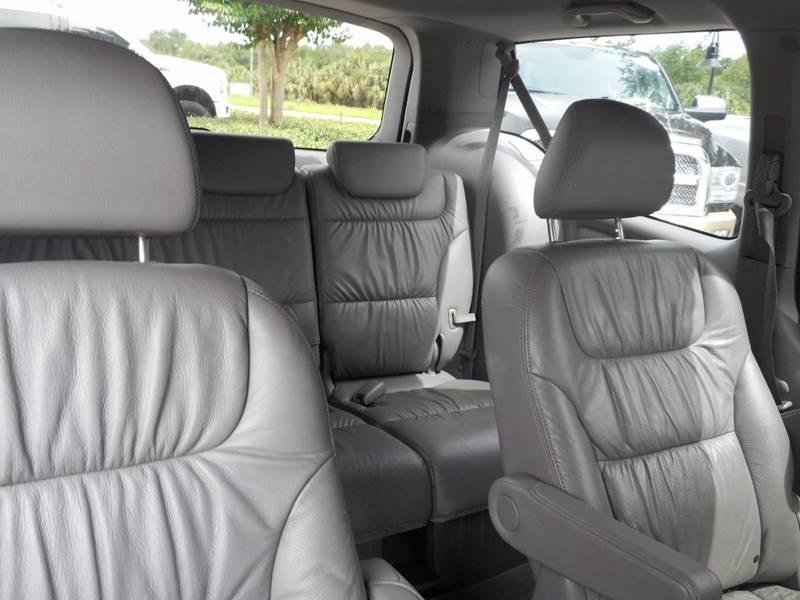2008 Honda Odyssey EX-L 4dr Mini-Van w/Navi and DVD - Oakland FL