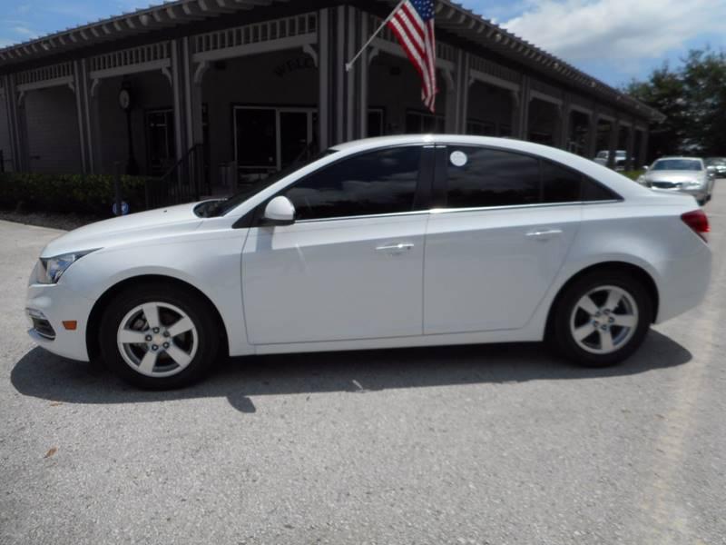 2016 Chevrolet Cruze Limited 1LT Auto 4dr Sedan w/1SD - Oakland FL