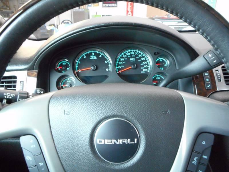 2014 GMC Yukon 4x2 Denali 4dr SUV - Oakland FL