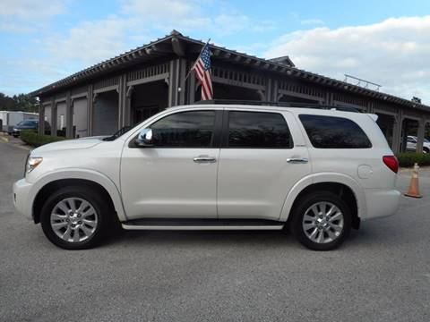 2014 Toyota Sequoia for sale in Oakland, FL