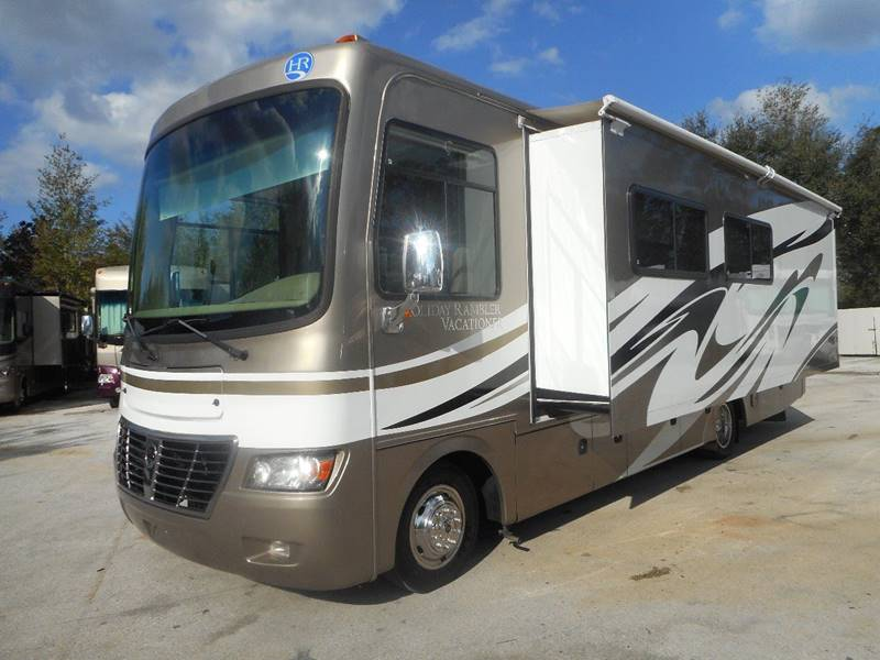 2011 holiday rambler vacationer 30sfs class a in oakland fl Diagrams Coleman Mod Furnace 8665D769 2011 holiday rambler vacationer 30sfs class a oakland fl