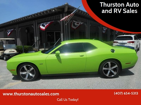 Thurston Auto and RV Sales - Used RV Trailers - Oakland FL Dealer