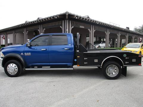2015 RAM Ram Chassis 5500 for sale in Oakland, FL