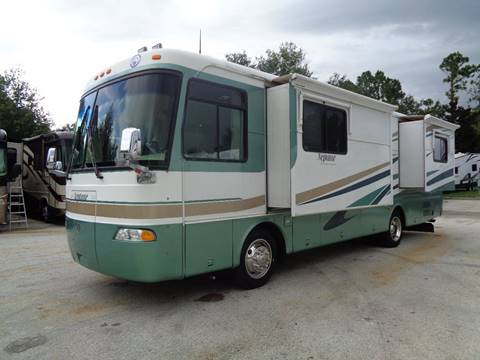 2004 Holiday Rambler Neptune 32PBD for sale in Oakland, FL