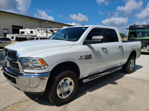 2018 RAM Ram Pickup 3500 SLT for sale at Thurston Auto and RV Sales in Clermont FL