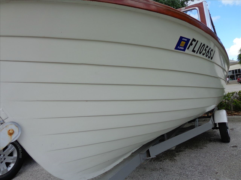 1963 Lyman 16 Run about boat - Oakland FL