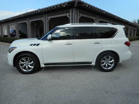 2013 Infiniti QX56 for sale in Oakland, FL