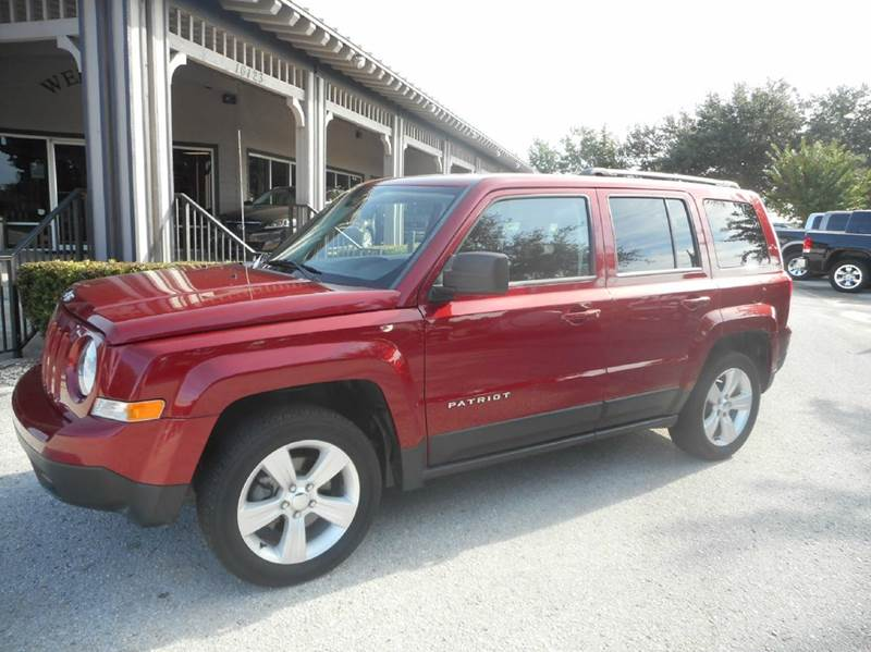 2014 Jeep Patriot Latitude 4dr SUV - Oakland FL