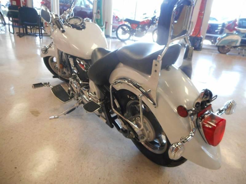 2008 Yamaha V-Star 1100 Classic  - Oakland FL