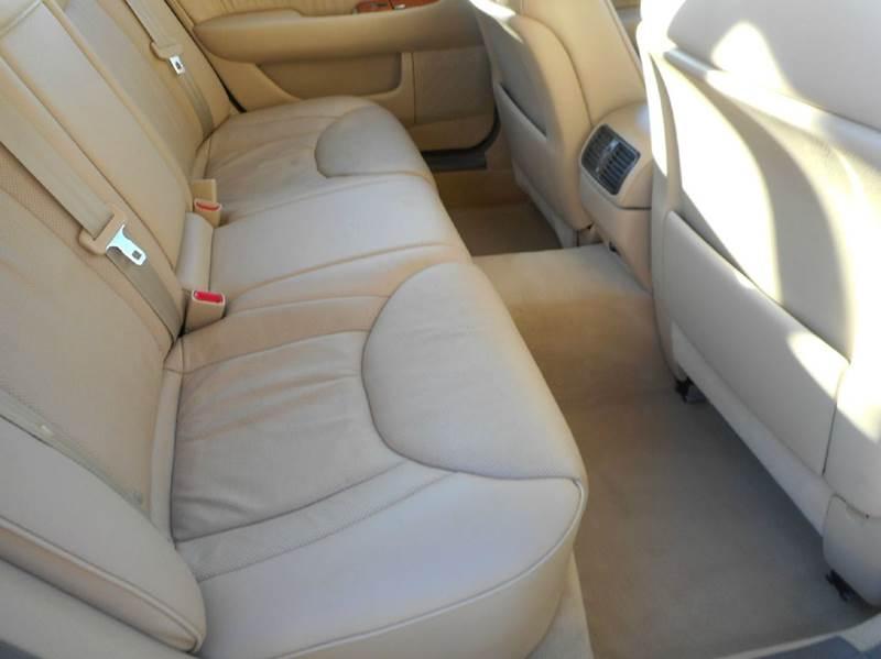 2005 Lexus LS 430 4dr Sedan - Oakland FL