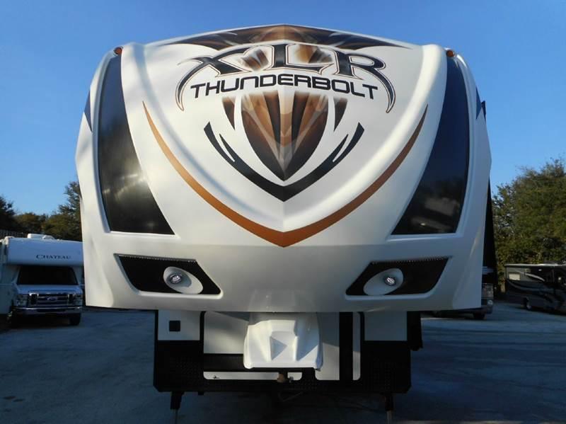 2014 Forest River 395 AMP Thunderbolt 5th - Oakland FL