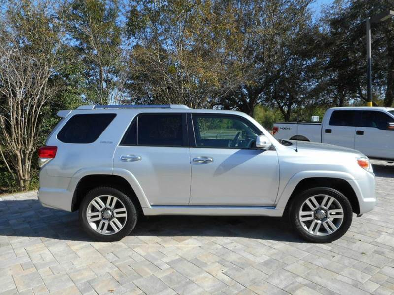 2011 Toyota 4Runner AWD Limited 4dr SUV - Oakland FL