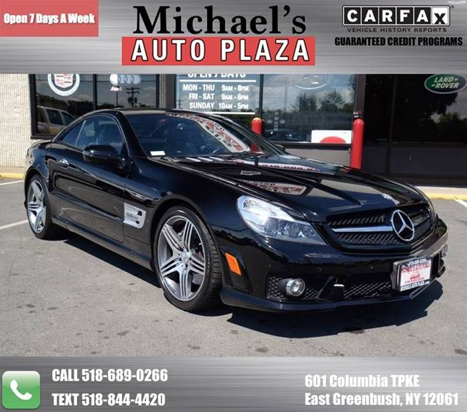 2009 Mercedes-Benz SL-Class for sale at Michaels Auto Plaza in East Greenbush NY