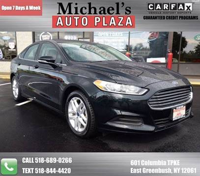2014 Ford Fusion for sale in East Greenbush, NY