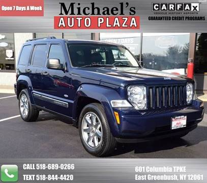 2012 Jeep Liberty for sale in East Greenbush, NY