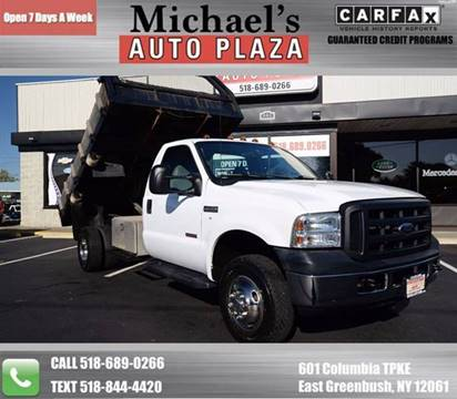 2006 Ford F-350 Super Duty for sale in East Greenbush, NY