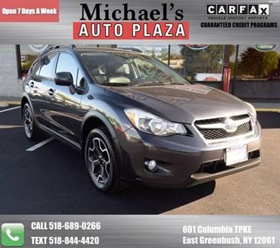2014 Subaru XV Crosstrek for sale in East Greenbush, NY