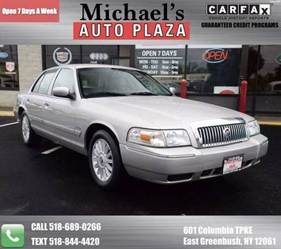 2010 Mercury Grand Marquis for sale in East Greenbush, NY