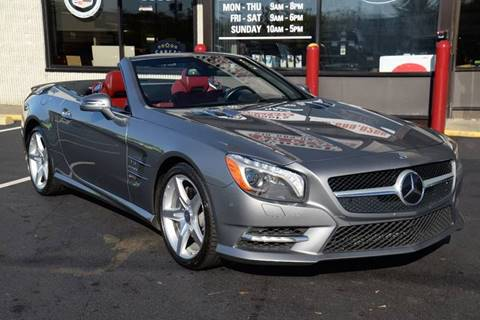 2013 Mercedes-Benz SL-Class for sale in East Greenbush, NY