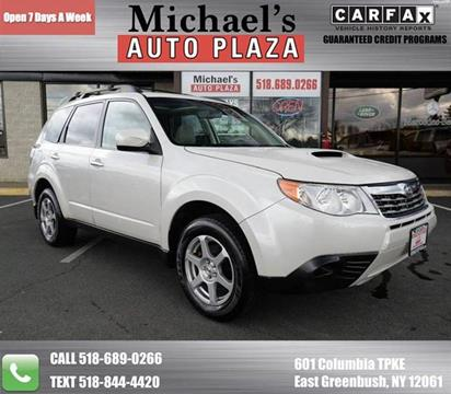 2010 Subaru Forester for sale in East Greenbush, NY