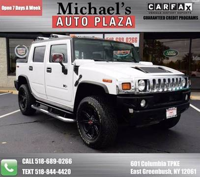 2005 HUMMER H2 SUT for sale at Michaels Auto Plaza in East Greenbush NY