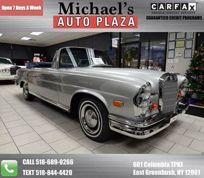 1968 Mercedes-Benz 260-Class for sale at Michaels Auto Plaza in East Greenbush NY
