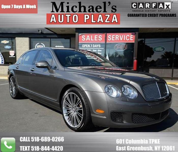 2011 Bentley Continental Flying Spur Speed For Sale In