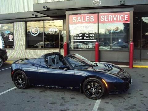 2011 Tesla Tesla Roadster