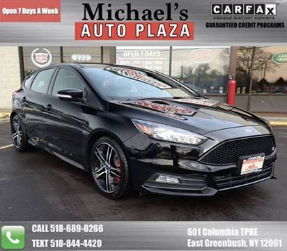 2016 Ford Focus for sale at Michaels Auto Plaza in East Greenbush NY
